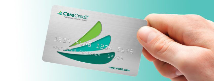 carecredit for dental proceedures